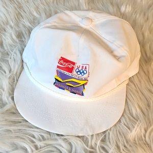 1992 Olympics Flatbill SnapBack